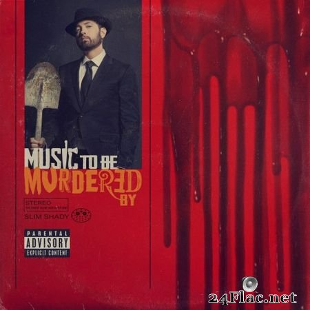 Eminem - Music To Be Murdered By (2020) FLAC (tracks)