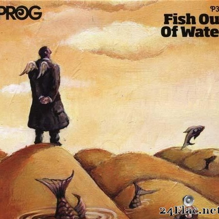 VA - Prog P36: Fish Out Of Water (2015) [FLAC (tracks + .cue)]