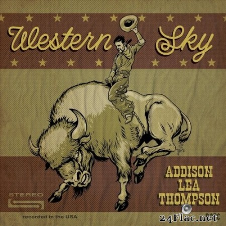 Addison Lea Thompson - Western Sky (2020) FLAC