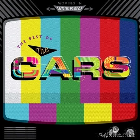 The Cars - Moving In Stereo: The Best Of The Cars (2016) Hi-Res