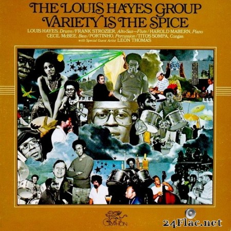 The Louis Hayes Group - Variety is the Spice (1979/2019) Hi-Res