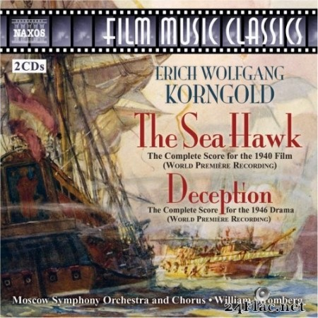 William Stromberg - Korngold: Sea Hawk (The) / Deception (2011) Hi-Res