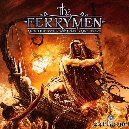 The Ferrymen - A New Evil (2019) [WV (image + .cue)]
