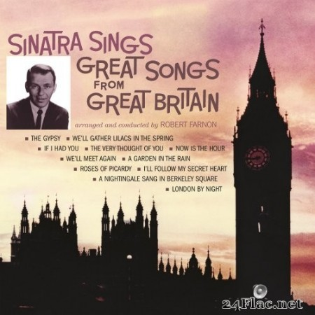 Frank Sinatra - Sinatra Sings Great Songs From Great Britain (1962/2014) Hi-Res