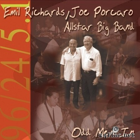 Emil Richards & Joe Porcaro All Star Big Band - Odd Men In (2006/2020) Hi-Res