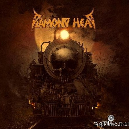 Diamond Head - The Coffin Train (2019) [FLAC (image + .cue)]