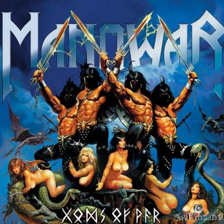 Manowar - Gods Of War (Limited Edition) (2007) [FLAC (image + .cue)]
