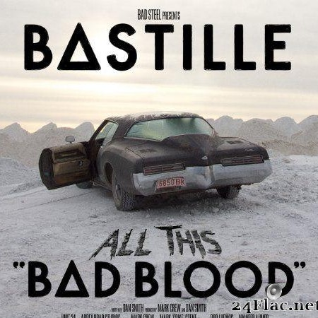 Bastille - All This Bad Blood (2013) [FLAC (tracks + .cue)]