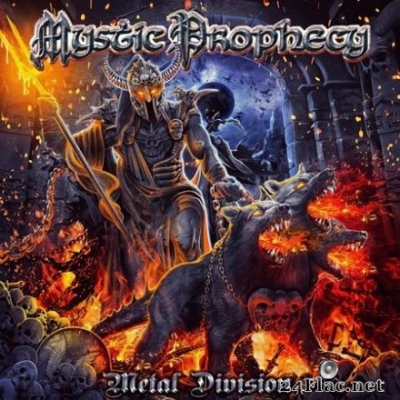 Mystic Prophecy - Metal Division (2020)  FLAC