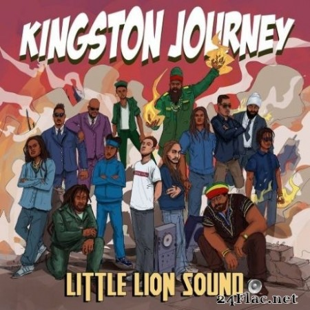 Little Lion Sound - Kingston Journey (2020) FLAC