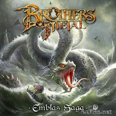 Brothers of Metal - Emblas Saga (2020) FLAC