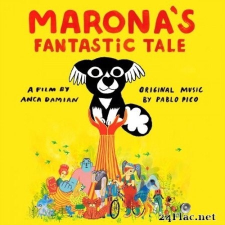 Pablo Pico - Marona's Fantastic Tale (Original Motion Picture Soundtrack) (2020) Hi-Res