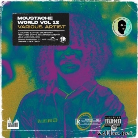 VA - Moustache Label World Vol 12 (2020) FLAC