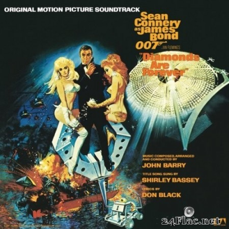 John Barry - Diamonds Are Forever (Original Motion Picture Soundtrack) (2015) Hi-Res
