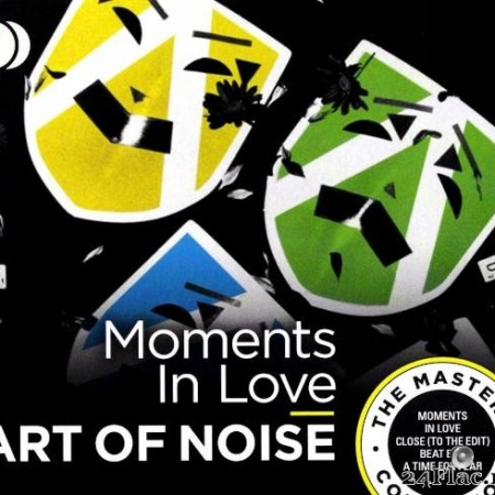 The Art Of Noise - Moments In Love (2018) [FLAC (tracks + .cue)]
