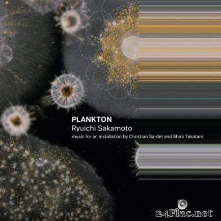 Ryuichi Sakamoto - Plankton (Music for an Installation by Christian Sardet and Shiro Takatani) (2017) Hi-Res
