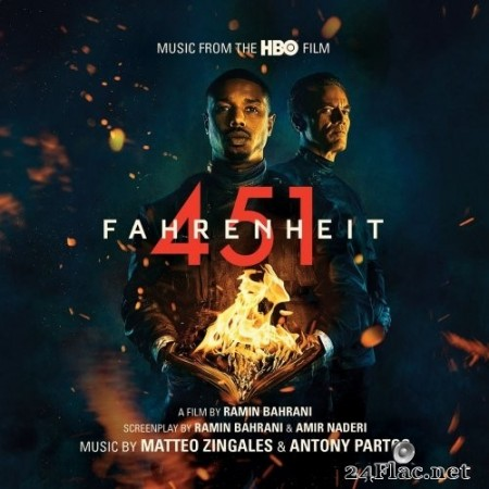 Matteo Zingales & Antony Partos - Fahrenheit 451 (Original Motion Picture Soundtrack) (2018) Hi-Res