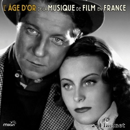 Various Artists - L'âge d'or de la musique de film en France (2016) Hi-Res