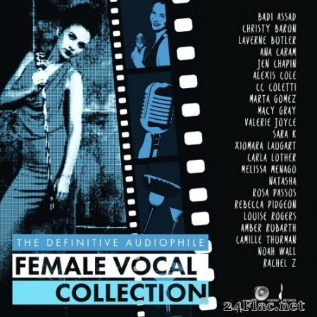 VA - Female Vocal Collection (2018) Hi-Res