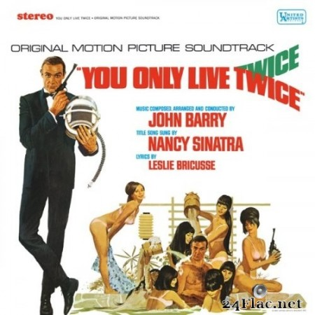 John Barry - You Only Live Twice (Original Motion Picture Soundtrack) (1967/2015) Hi-Res