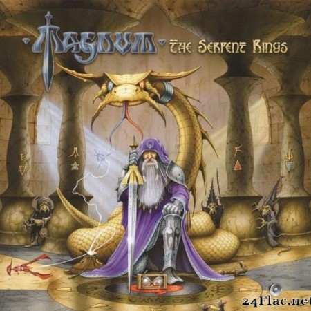 Magnum - The Serpent Rings (2020) [FLAC (tracks + .cue)]
