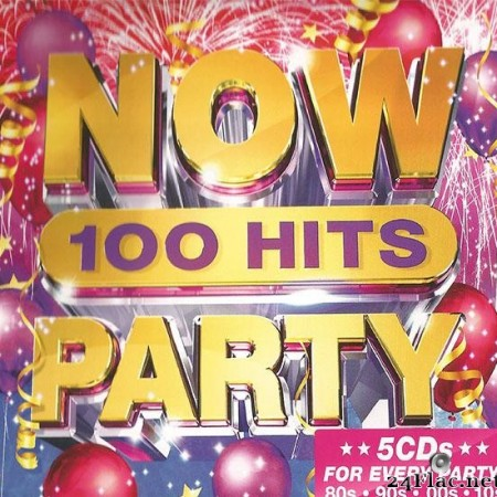 VA - Now 100 Hits Party (2019) [FLAC (tracks + .cue)]