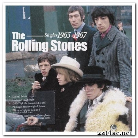 The Rolling Stones - Singles 1965-1967 (2004) FLAC