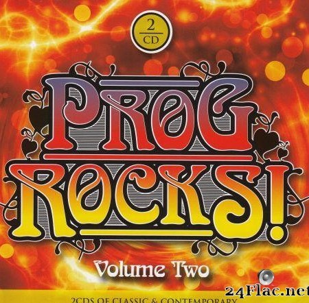 VA - Prog Rocks! Volume Two (2012) [FLAC (tracks + .cue)]