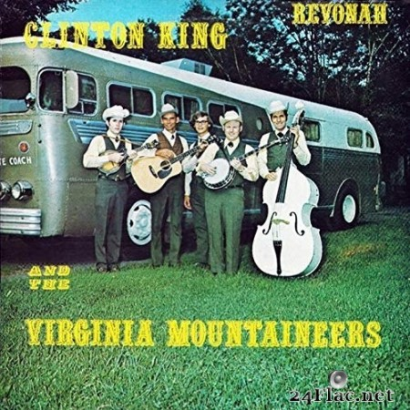 Clinton King And The Virginia Mountaineers - Clinton King And The Virginia Mountaineers (1972/2020) Hi-Res