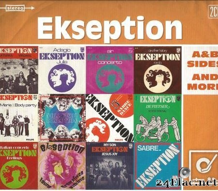 Ekseption - The Golden Years Of Dutch Pop Music (A&B Sides And More) (2015) [FLAC (tracks + .cue)]