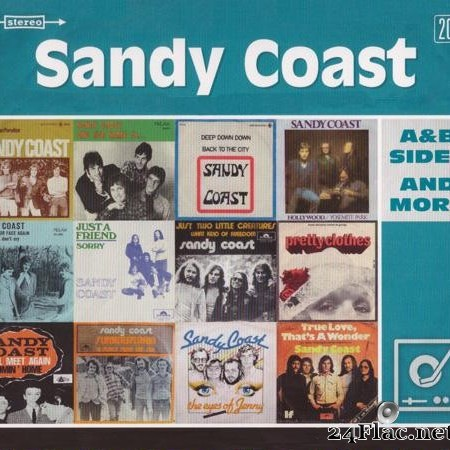 Sandy Coast - The Golden Years Of Dutch Pop Music (A&B Sides And More) (2015) [FLAC (tracks + .cue)]