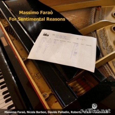 Massimo Faraò - For Sentimental Reasons (2020) FLAC