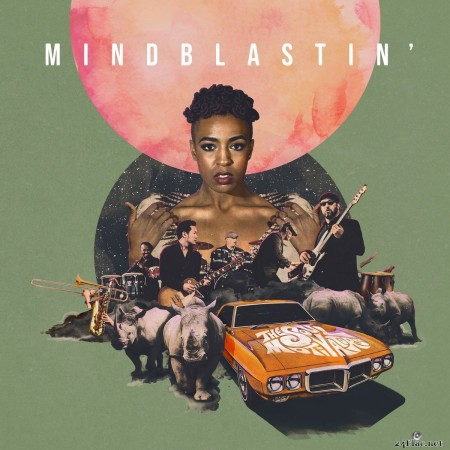 The Soul Motivators - Mindblastin' (2019) FLAC