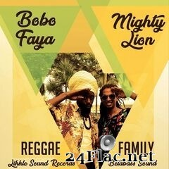 Mighty Lion - Reggae Family (2020) FLAC
