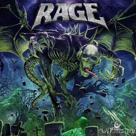Rage - Wings of Rage (2020) [FLAC (image + .cue)]