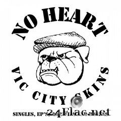 No Heart - Vic City Skins (Singles, EP's, Rarities and B-Sides) (2020) FLAC