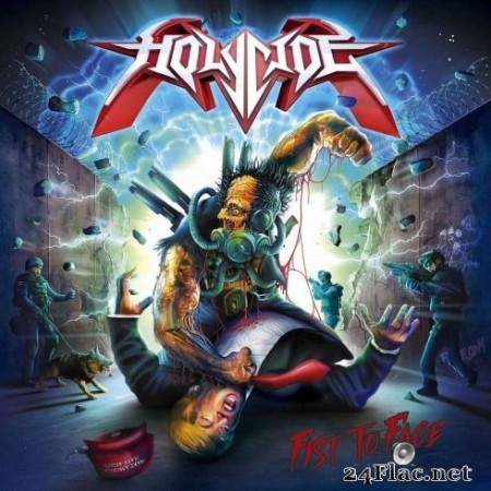 Holycide - Fist to Face (2020) FLAC