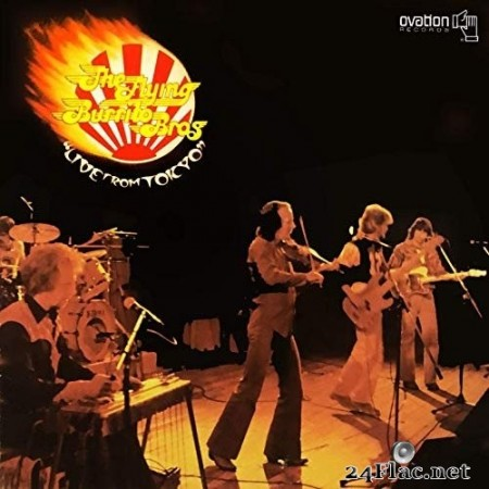 The Flying Burrito Bros - Live from Tokyo (1978/2020) Hi-Res