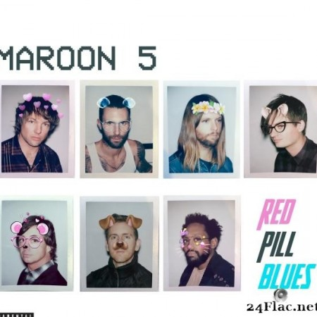 Maroon 5 - Red Pill Blues (2017) [FLAC (tracks)]