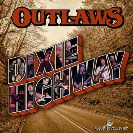 The Outlaws - Dixie Highway (2020) FLAC