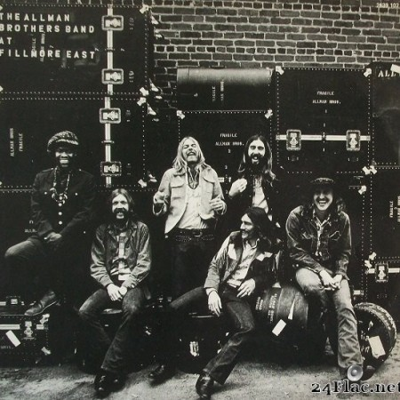 The Allman Brothers Band ‎- The Allman Brothers Band At Fillmore East (1976) Vinyl