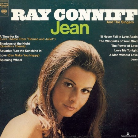 Ray Conniff - Jean (1969) FLAC