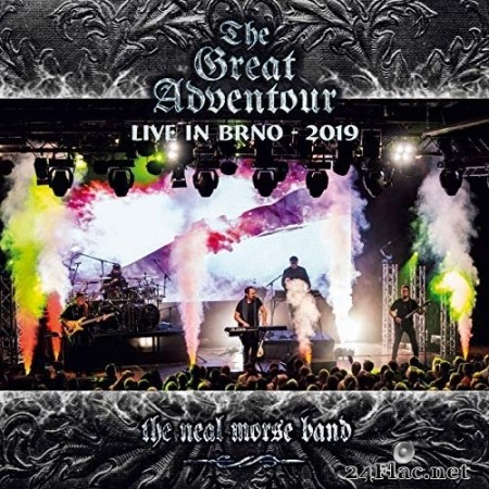 The Neal Morse Band - The Great Adventour - Live in BRNO 2019 (2020) Hi-Res + FLAC