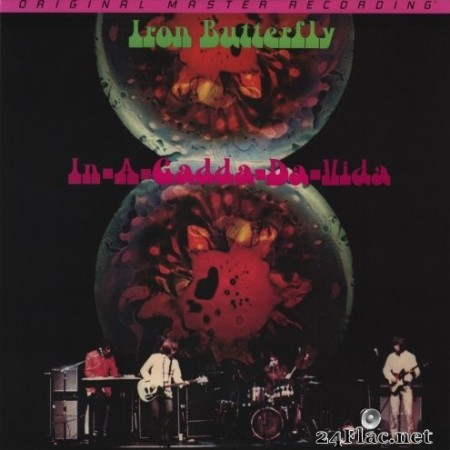 Iron Butterfly - In-A-Gadda-Da-Vida (1968/2020) Hi-Res