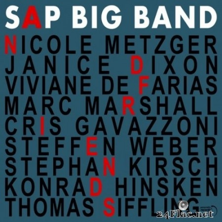 SAP Big Band - And Friends (2017) Hi-Res