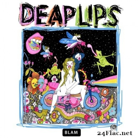 Deap Lips, Deap Vally & The Flaming Lips - Deap Lips (2020) Hi-Res + FLAC