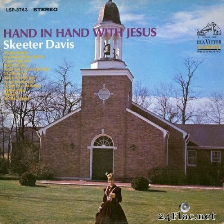 Skeeter Davis - Hand In Hand With Jesus (1967/2017) Hi-Res