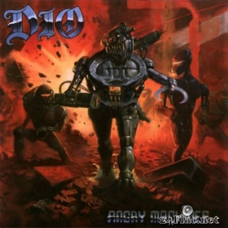 Dio - Angry Machines (Deluxe Edition) (1996/2020) FLAC