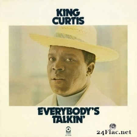 King Curtis - Everybody's Talking (1972/2012) Hi-Res
