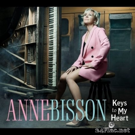 Anne Bisson - Keys to My Heart (2019/2020) Hi-Res + FLAC